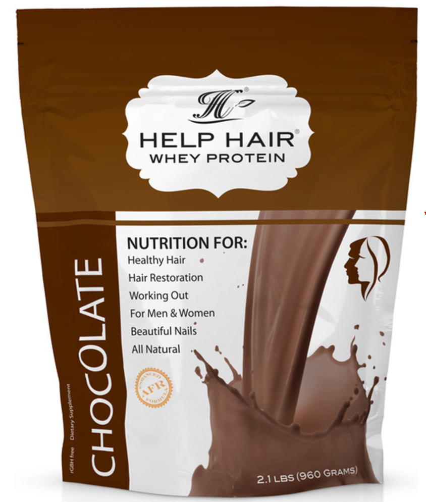 Help Hair® Protein Shakes – 8th Aug 2017