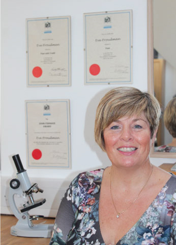Meet Our Newest Member Of The Team- Trichologist and Hair Loss Specialist- Eva Proudman